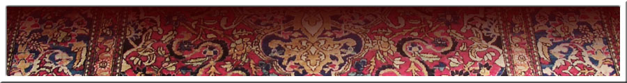 Reza Jafarian Antique Rugs